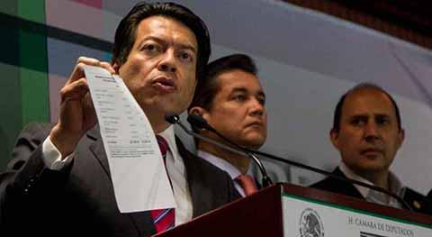 De la Reforma Educativa no Quedará ni una Coma, Promete Mario Delgado