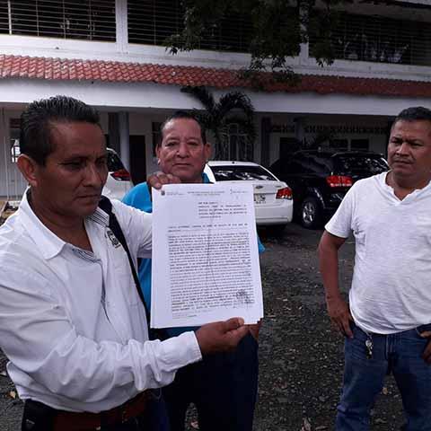 El Alcalde Miente al Decir que Entregará las Cuentas Claras: Trabajadores del DIF Tapachula