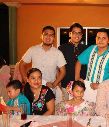 Familia Pérez Ramírez.