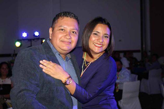 Gabriel Nájera, Roxana Chávez.