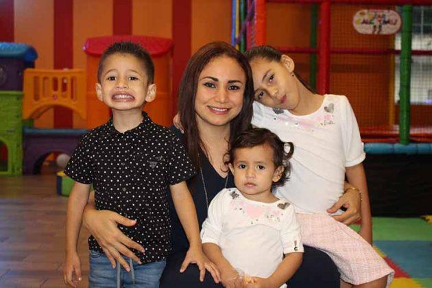 Familia Reyes Aguilar.