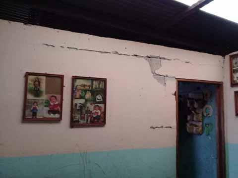 SEDATU Abandonó Reconstrucción de Viviendas en Unión Juárez