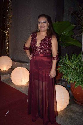 Gloria Romero.