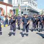 Heroico Cuerpo de Bomberos de Tapachula.