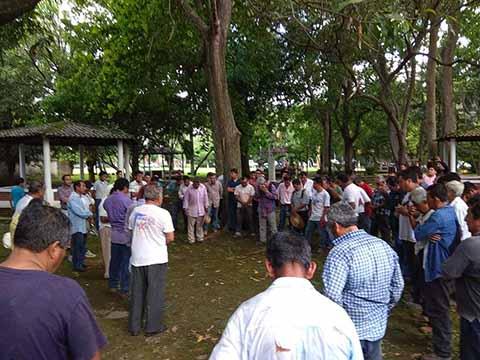 Luto en la Diócesis, Reportan Dos Muertos al Colapsar Estructura en Construcción