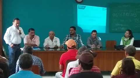 Fiscalía de Abigeato Capacita a Ganaderos de Suchiate.