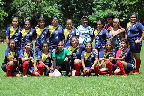 Gacelas del COBACH Ganan 2-1 a Deportivo Morelos