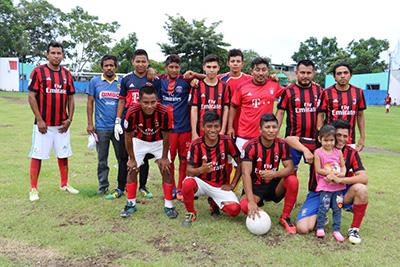 La Ceiba Golea 3-0 a Valedores