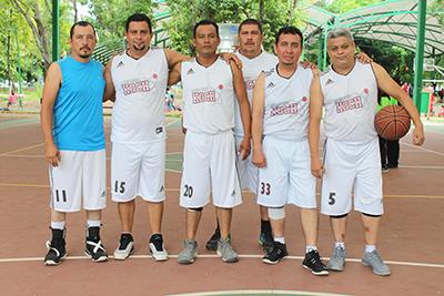 Actividad en el Basquetbol del