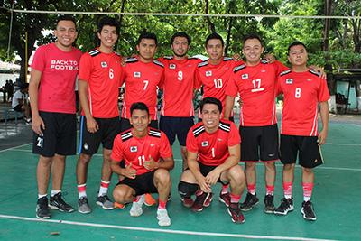 Hoy se Inaugura la Cancha de la Liga Oficial de Voleibol de Tapachula