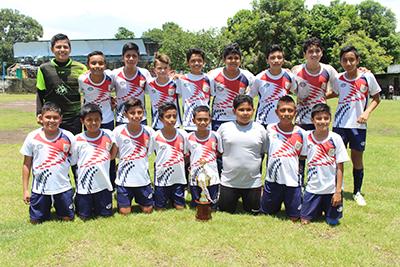 Central Deportiva se Proclama Campeón