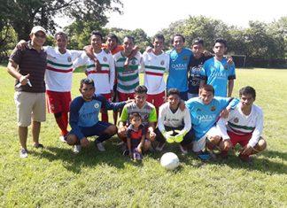 Deportivo Aranda Golea 5-1 a Real Jaguares