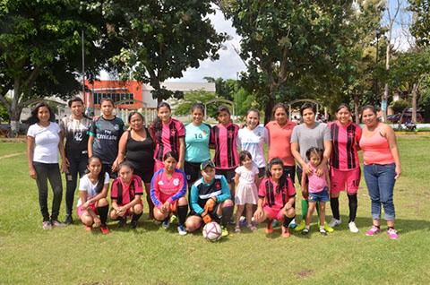 Club Tapachula Golea 5-0 a Gacelas