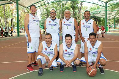 Proveedora de Vidrios Derrota 65-28 a Selección Tapachula