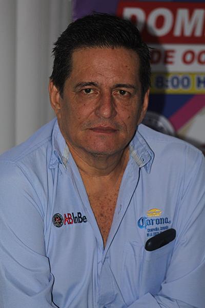 Carlos Castro Gutiérrez, Jefe de eventos especiales de Corona