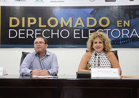 Inicia Diplomado en Derecho Electoral