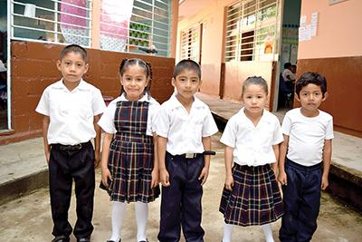 José Jiménez, Yamileth León, Emiliano Palomeque, Iveth Maldonado, Emiliano Mota.