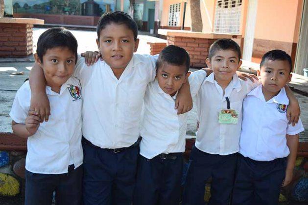 Kevin Moreno, Eduardo Rodas, Samuel Ramírez, Sergio Gómez, Luis Hernández.