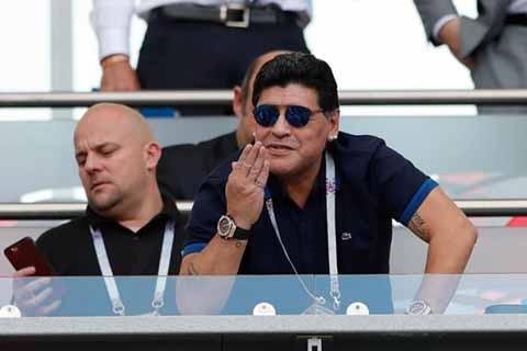 Maradona Técnico de Dorados de Sinaloa