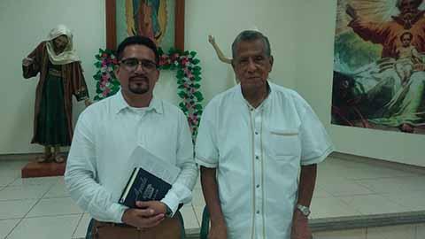 Nuncio Apostólico Presidirá Toma de Posesión de Monseñor Jaime Calderón