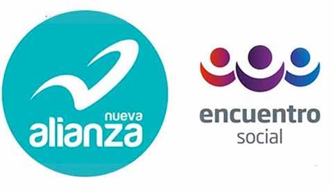 INE Confirma Pérdida de Registro de Nueva Alianza y Encuentro Social