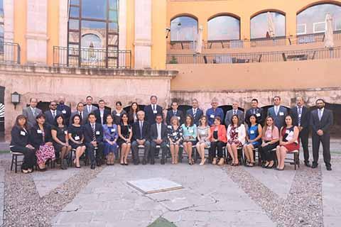 Intercambian Conocimientos Jueces de Chiapas y Canadá