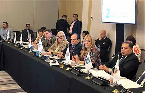Poder Judicial Participa en Asamblea de la CONATRIB