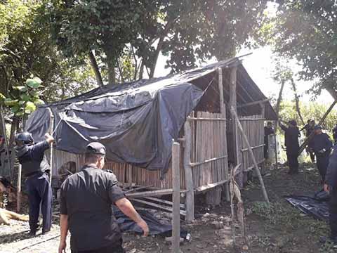 Restituyen de Manera Pacifica Predios Invadidos en Villa Comaltitlán