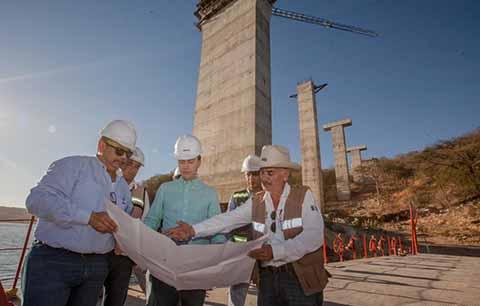 Progreso y Desarrollo con Plan de Infraestructura Carretera Impulsado por Manuel Velasco Coeloo