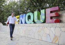 Inaugura Velasco Andador Turístico de Palenque