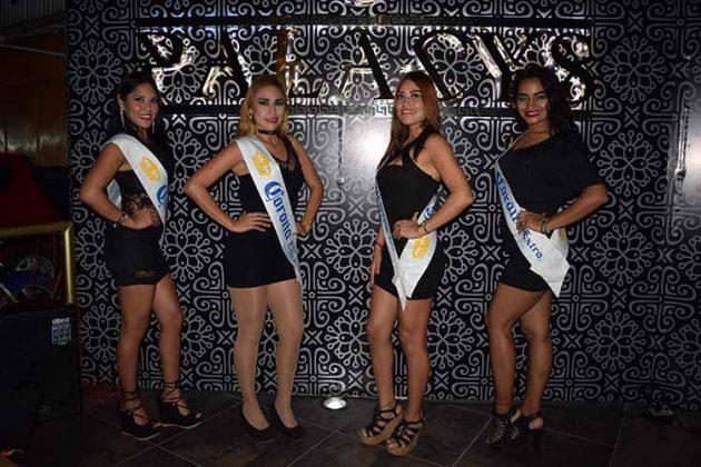 Imágenes Corona: Jocelin Hurtado, Mariela Burguete, Wendy Watters, Abigail Castillo.