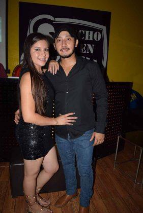 Adi Reyna, Antonio Alvarado.