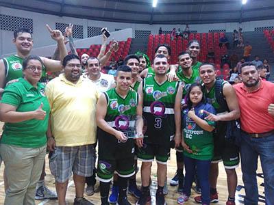 Guatemala y El Salvador Ganaron Torneo por la Reinauguración del Auditorio Municipal de Basquetbol