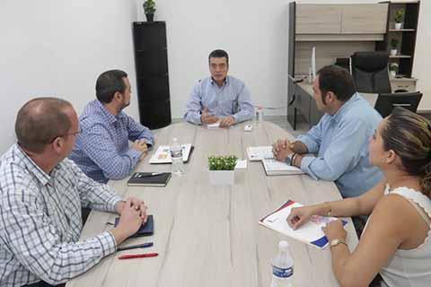 Presentan a Rutilio proyecto de Ampliación de la autopista Tuxtla-SCLC*