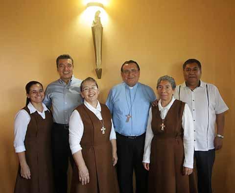 Se Reúne Rutilio Escandón con Arzobispo de Tuxtla Gutiérrez