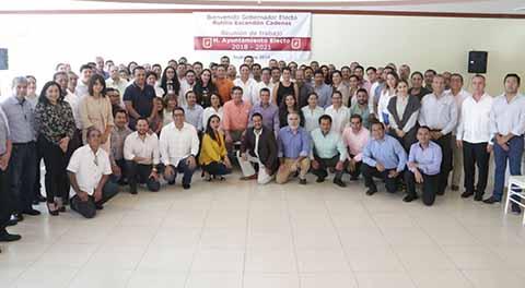 En mi Primer día de Gobierno Enviaré Iniciativa al Congreso Para Eliminar el Fuero en Chiapas