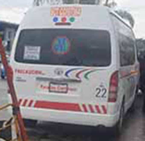 Sin Autorización Aumentan Precio del Pasaje Transportistas Mazatecos