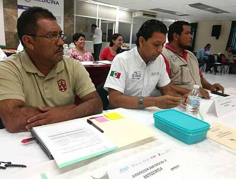 Chiapas se suma al Plan para la Eliminación de Paludismo