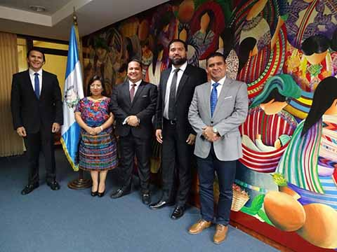 Establece Secretaría del Trabajo, Chiapas Agenda Internacional con Guatemala