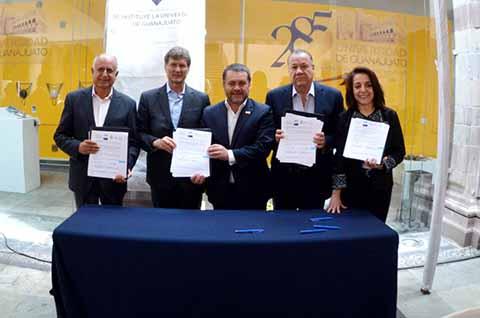Firman Convenio Para Creación del Observatorio Turístico