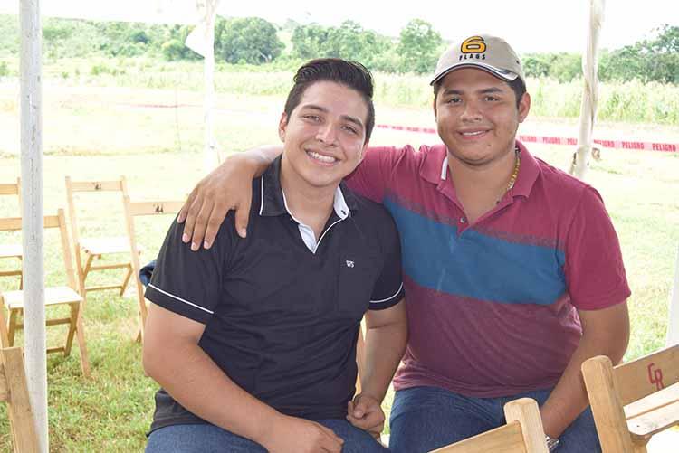 Emilio, Cristhian Jiménez.