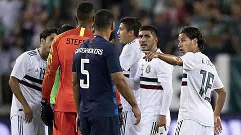 Sin Pena Ni Gloria la Selección Mexicana