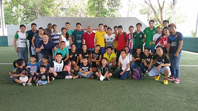 Con Actividades Deportivas Celebran 5º Aniversario de la Planta Yazaki