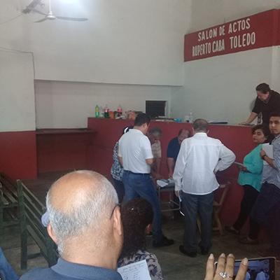 Gana Ubel de los Santos Elecciones Internas en el Sindicato del Ayuntamiento