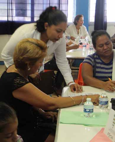 Llegan las Mesas de Consulta Ciudadana a Puerto Madero