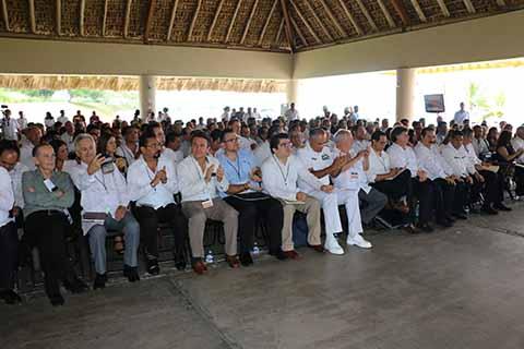 Parque Industrial de Puerto Chiapas ya es Parte de la ZEE: Candiani