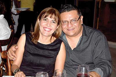 MaryCarmen González, Alfredo González Clavellina.