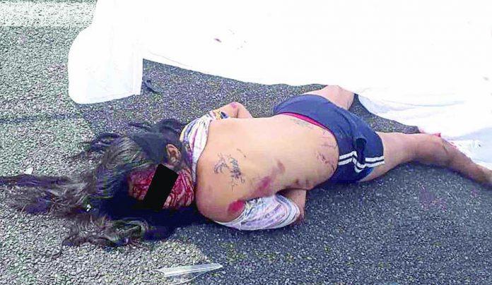 Muere Atropellada en la Carretera