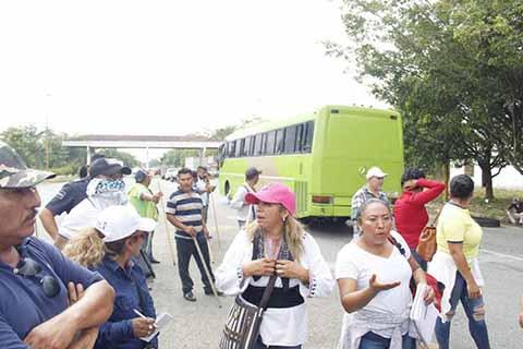 "Piden Intervengan Autoridades por Abusos de ""Tijuaneros"""