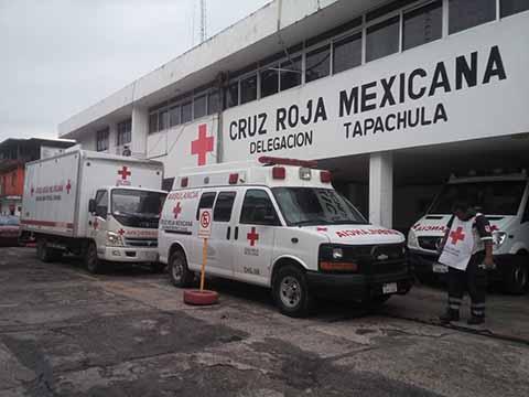 Cruz Roja se Reporta Lista Para Atención a Caravana de Migrantes